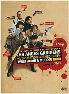 Jean-marie poiré : Les petits calins ; Retour en force ; Les anges gardiens ; Twist again à moscou ; Opération corned-beef
