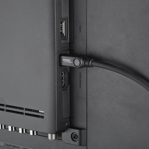 AmazonBasics Digital Optical Audio Toslink Cable 1.83 m