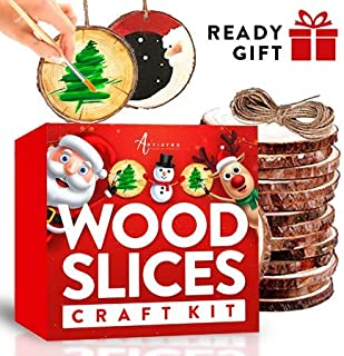 wood slices for craft
