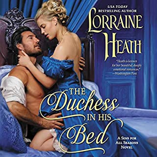 The Duchess in His Bed cover art