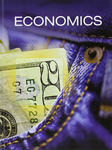 ECONOMICS 2016 STUDENT EDITION GRADE 12
