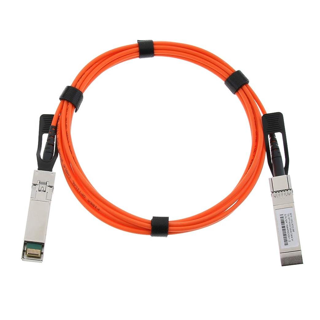 ネブ対称身元perfk SFP + SFF-8431アクティブ アタッチケーブル 10Gbpsイーサネット - 2メートル