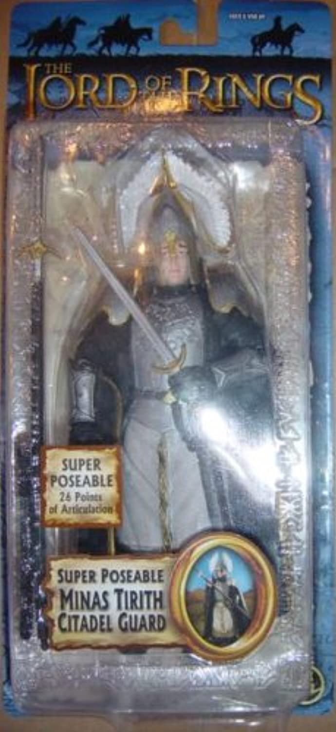 Minas Tirith Citadel Guard Lord Of The Rings Trilogy Figure