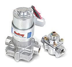 Holley L:12-802-1- Electric Fuel Pump For Carb