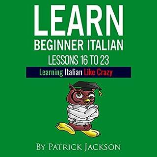 Learn Beginner Italian cover art