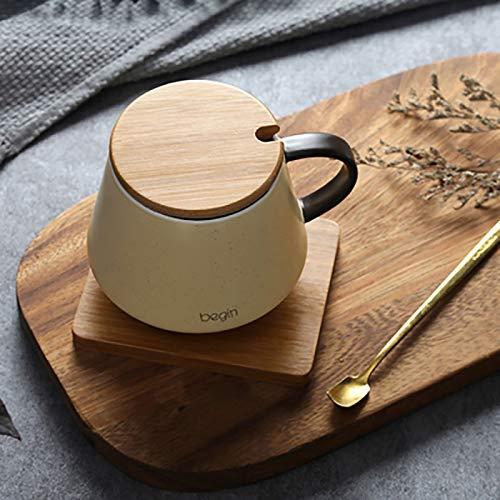 FHFF Kaffeetasse Nordic Mug Kaffeetasse Einfache Espressotassen Tee Frühstück Milch Tasse Keramik Wasser Caffe Startseite Trinkflasche Style3 220Ml
