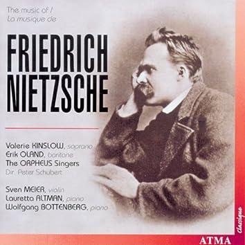 Nietzsche: Music of Friedrich Nietzsche