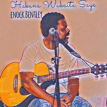 Hakuna Wakaita Saye (Radio Edit)