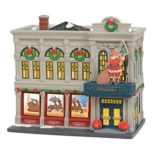 Department 56 Christmas in The City Village Davidson