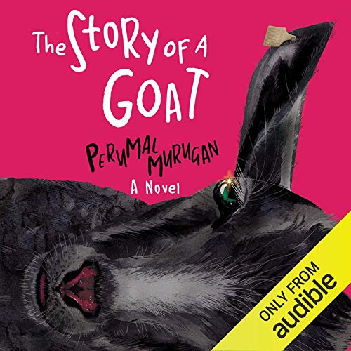 The Story of a Goat cover art