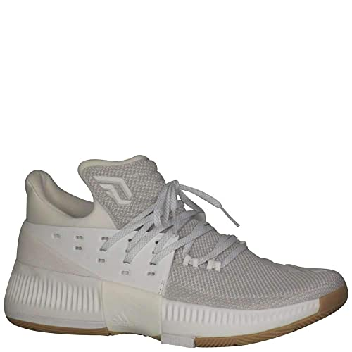 huge discount a5004 c0bc1 adidas Mens Dame 3 Basketball Shoe
