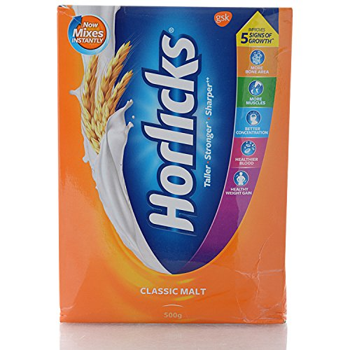 Horlicks - Classic Malt (Refill) 500g Karton