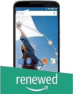 (Renewed) Motorola Google Nexus 6 XT1100 32GB - Cloud White