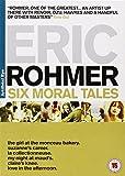 Eric Rohmer - Six Moral Tales [DVD] [Reino Unido]