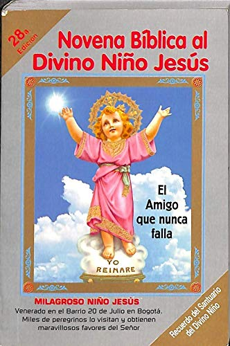 Novena Biblica Al Divino Nino Jesus (Spanish Edition)