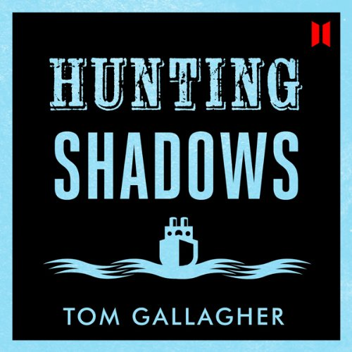 Hunting Shadows audiobook cover art