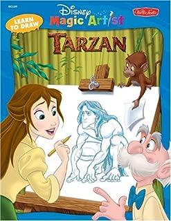 How to Draw Disney's Tarzan (How to Draw Series)
