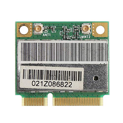 Chg AR9285 AR5B95 Mini PCI-E 150 Mbit/s WLAN-Karte mit halber Bauhöhe für Atheros