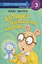 Arthur's Science Fair Trouble (Step into Reading)