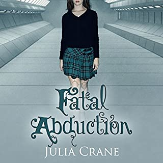 Fatal Abduction audiobook cover art