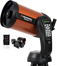 Celestron - NexStar 8SE Telescope - Computerized Telescope for Beginners and Advanced Users - Fully-Automated GoTo Mount - SkyAlign Technology - 40,000+ Celestial Objects - 8-Inch Primary Mirror