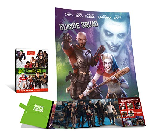 Suicide Squad - Movie Poster (DVD)