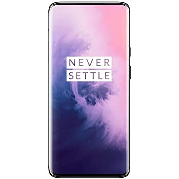 OnePlus 7 Pro - 256GB Dual-Sim GSM Unlocked Android SmartPhone - Mirror Grey