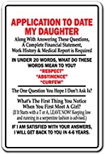 13 rules to date my daughter