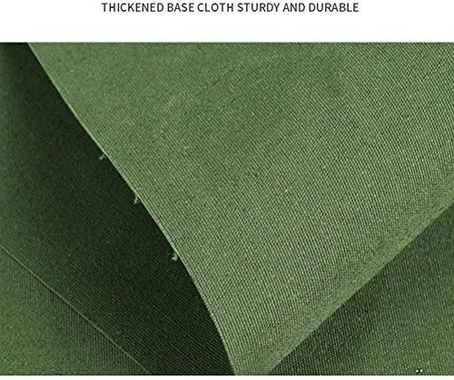 ZXL Tarpa Regenjas Tarpaulin Tarpaulin Tarpaulin Regenjas Regenjas - Outdoor Rain Sunscreen FENPING (Kleur: Groen, Grootte: 3 * 4m) 3 * 5m Groen