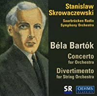 Divertimento for String Orchestra by B. Bartok (2004-01-01)
