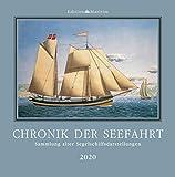 Chronik der Seefahrt 2020: Sammlung alter Schiffsdarstellungen - Hans-Joachim Greiffenhagen