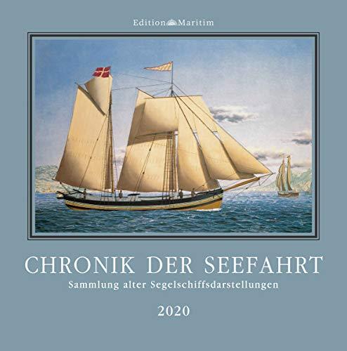 Chronik der Seefahrt 2020: Sammlung alter Schiffsdarstellungen