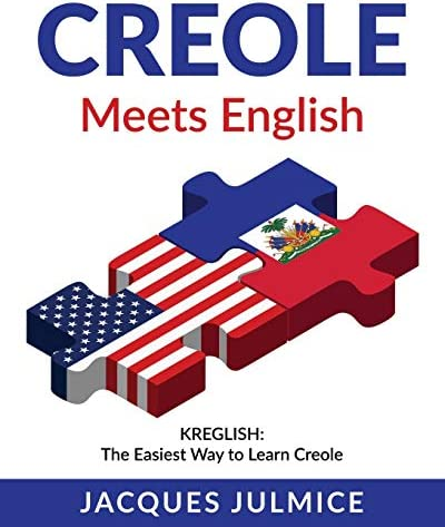 Creole Meets English Kreglish The Easiest Way to Learn Creole product image