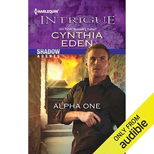 Alpha One audiobook cover art