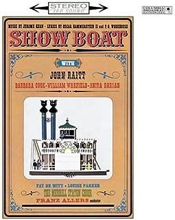Show Boat (1962 Studio Cast Recording) by Barbara Cook, John Raitt, Anita Darian, William Warfield, Louise Parker, Fay DeW Cast Recording, Original recording reissued, Original recording remastered edition (2000) Audio CD