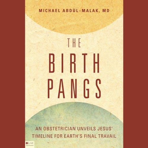 The Birth Pangs audiobook cover art