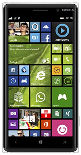 Nokia Lumia Smartphone (Snapdragon 400 processor, 12,7 cm (5 inch), 1,2 GHz, 10 megapixel camera, touchscreen, Win 8.1), 16 GB, groen