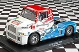 FLy Slot Scalextric GBTruck 08002 Compatible Sisu ETRC 1995 Harri Luostarinen Nº10