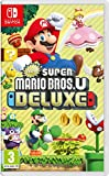 Foto New Super Mario Bros. U Deluxe - Nintendo Switch