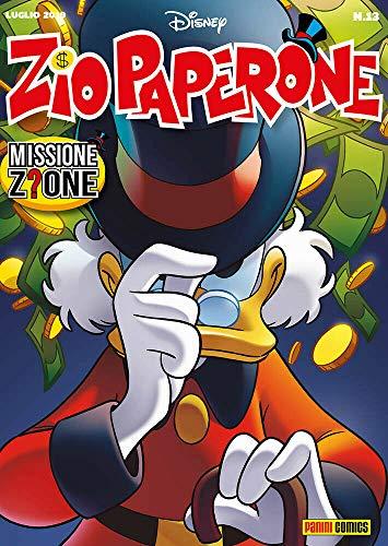 Fumetto Zio Paperone N° 13 - Disney Panini Comics Italiano