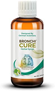 Greencure Herbal Syrup for Asthma - 50 Ml