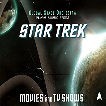 Music From Star Trek - Movies and TV Shows