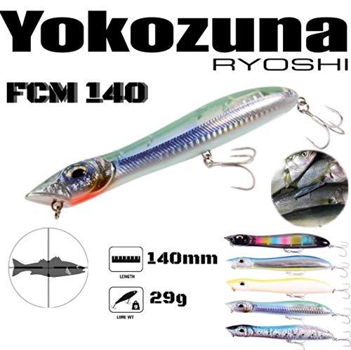 YOKOZUNA FCM 140MM/29G/FLOATING COLOR 505 UNIDAD