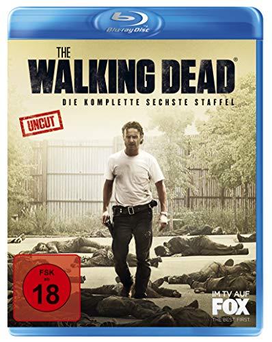 The Walking Dead - Staffel 6 [Blu-ray]