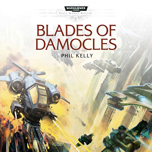 Blades of Damocles: Warhammer 40,000 cover art