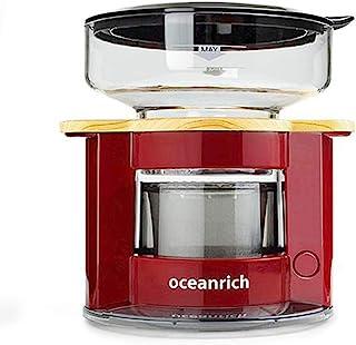 オーシャンリッチ(Oceanrich) 自動ドリップ・コーヒーメーカー レッド UQ-CR8200RD