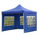 ZSooner Cenador de repuesto para ventana lateral de 3 x 3 m para fiestas de jardín, eventos al aire libre