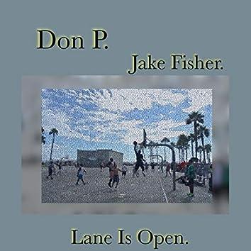 Lane Is Open