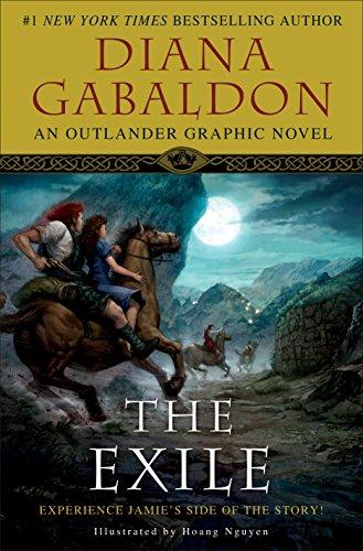 The Exile: An Outlander Graphic Novel (Del Rey Books) [Idioma Inglés]