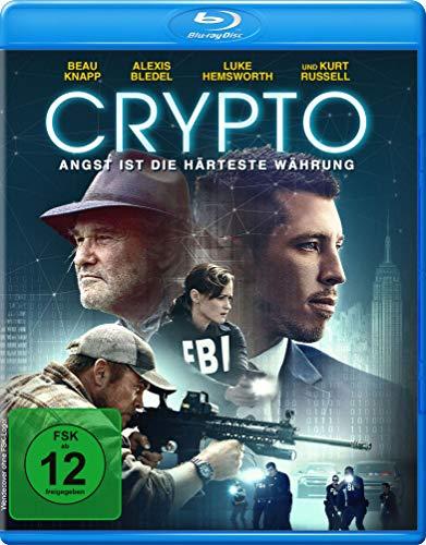 Crypto - Angst ist die härteste Währung [Blu-ray]